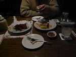 うまい酒と食事には、それなりの対価を払うもの。福沢さんお二人とお別れしました(涙)